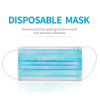 Buy General Virus Non Woven 3ply Earloop Disposable Face Shield Manufacturer Suppliers for Surgical Mask Medical Mask Face Mask